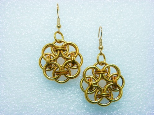 Celtic Knot Dangles