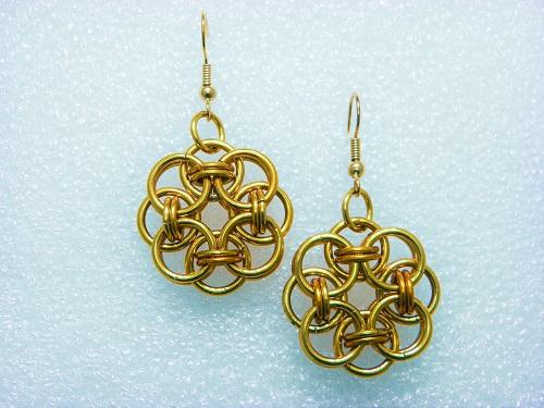 Celtic Knot Dangles